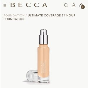 Brand new BECCA Ultimate Coverage - in Sand shade